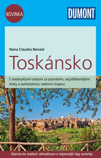 Toskánsko/DUMONT nová edice