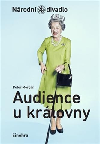 Audience u královny - Peter Morgan