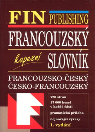 Francouzsko - český česko - francouzský kapesní slovník