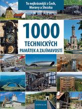 1000 technických památek a zajímavostí - To nejkrásnější z Čech, Moravy a Slezska