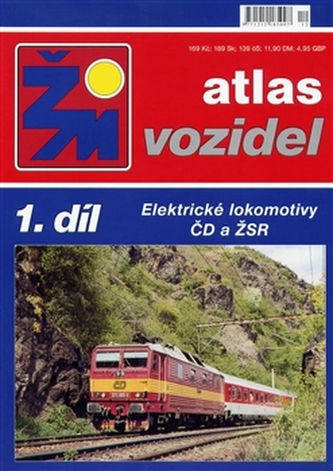 Atlas vozidel 1.díl