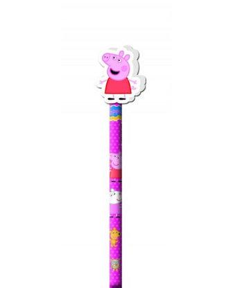 Tužka s gumou Prasátko Peppa