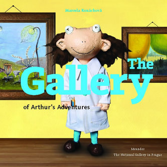 The Gallery of Arthur´s Adventures