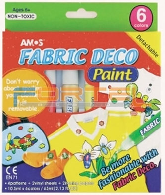 Nažehlovací barvy na textil