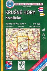 KČT 03 - Krušné hory Kraslicko