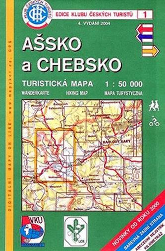 KČT 01 - Ašsko a Chebsko
