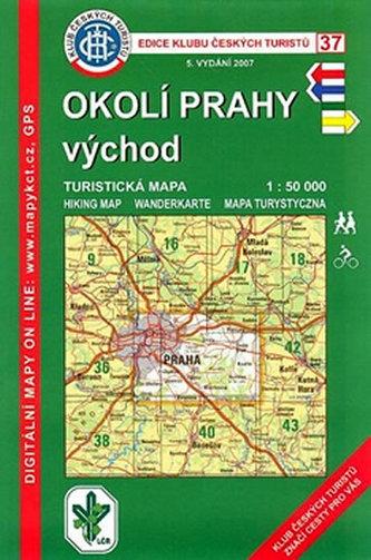 KCT 37 - Okolí Prahy - Východ