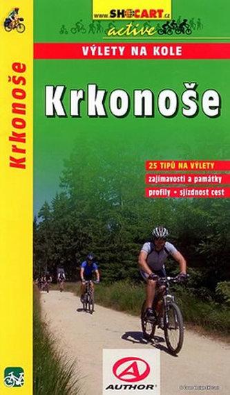 Krkonoše - výlety na kole
