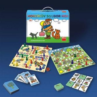 Honzíkův soubor her