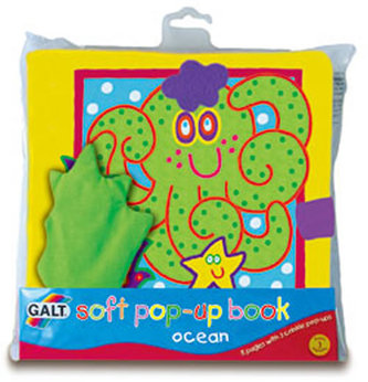 3D Dětská knížka - Ocean