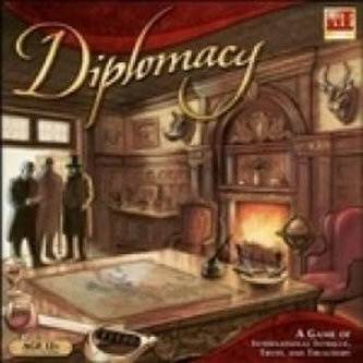 Diplomacy hra