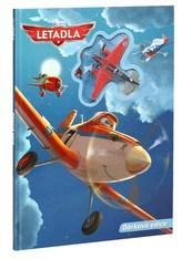 Knížka Letadla s hračkou