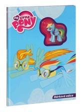 Knížka My Little Pony s hračkou
