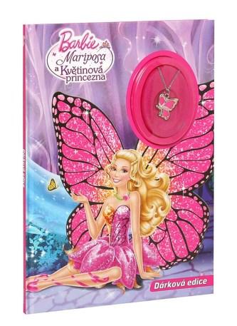 Knížka Barbie s hračkou