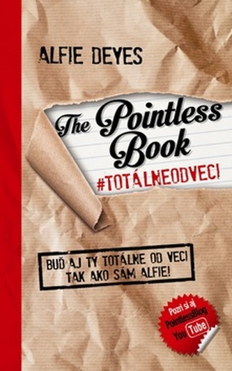 The Pointless Book #totálneodveci