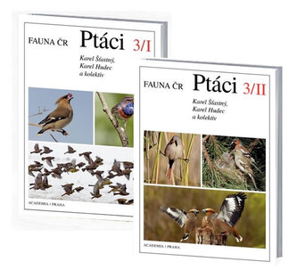 Fauna ČR Ptáci 3/II. (2 svazky)