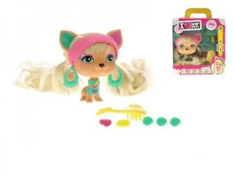 VIP PETS Mazlíček Leah s doplňky v krabičce