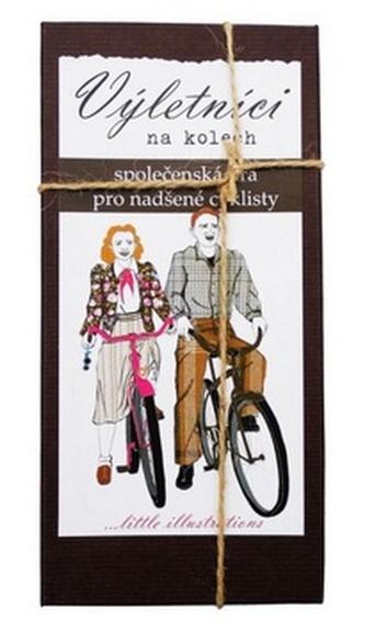 Výletníci na kolech
