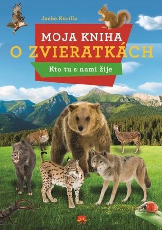 Moja kniha o zvieratkách