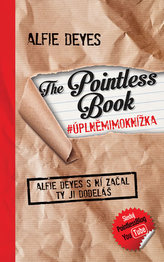 The Pointless Book # úplněmimoknížka