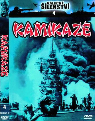 Kamikaze DVD (VÁLEČNÉ ŠÍLENSTVÍ 4)