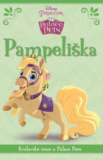 Palace Pets Pampeliška Královské čtení