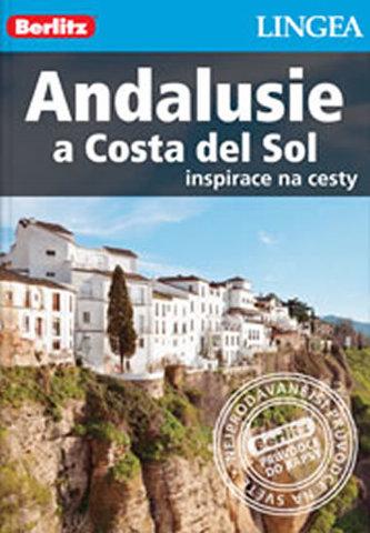 Andalusie a Costa del Sol Berlitz