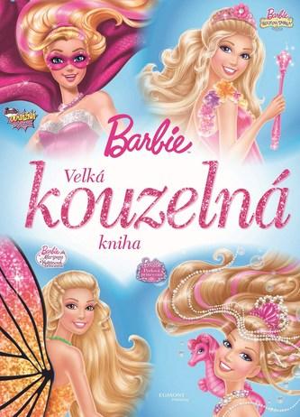 Barbie Velká kouzelná kniha