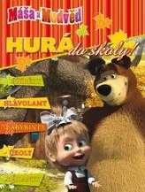 Máša a medvěd Hurá do školy!