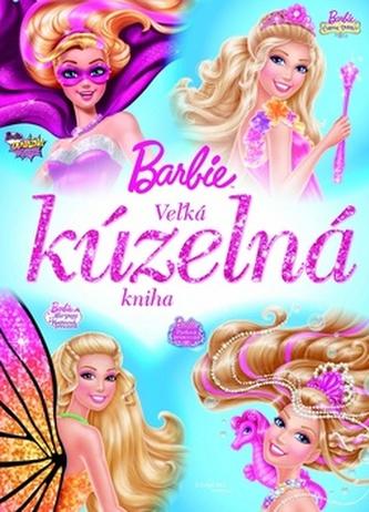Barbie Veľká kúzelná kniha