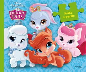 Palace Pets Kniha puzzle