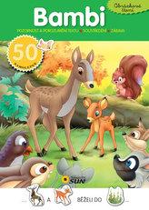 Obrázkové čtení Bambi