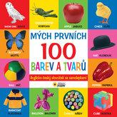 Mých prvních 100 barev a tvaru anglicko - český slovník