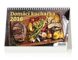 Domácí kuchařka 2016 - stolní kalendář