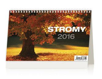 Stromy - stolní kalendář