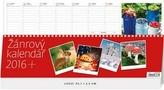 Žánrový kalendář 2016 - stolní kalendář