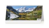 Svět hor 2016 - stolní kalendář