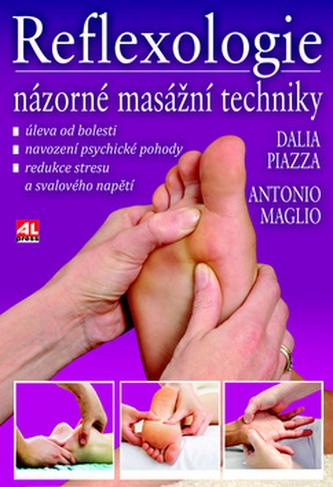 Reflexologie - názorné masážní techniky