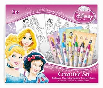 Princezny Kreativní set