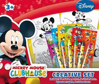 Mickey Mouse Kreativní set