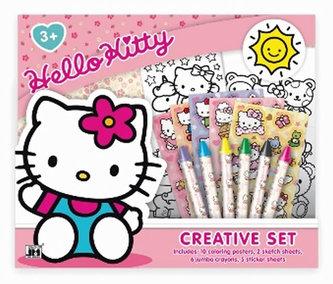 Hello Kitty Kreativní set