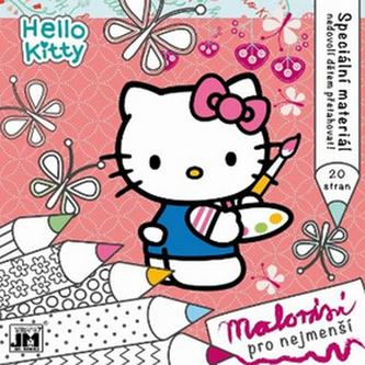 Hello Kitty Malování pro nejmenší