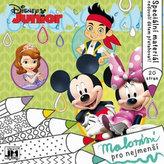 Disney Junior Malování pro nejmenší