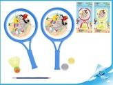 Sada tenisová Ferda Mravenec 2ks pálky 32cm s košíčkem