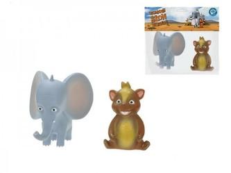 Nejmenší slon na světě - postavičky Bedříšek a Eda 2ks vsáčku