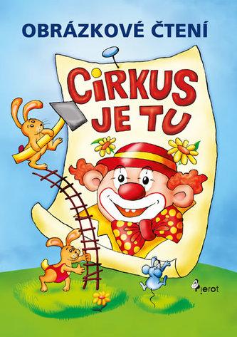 Obrázkové čtení Cirkus je tu