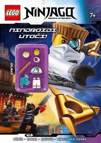 LEGO® NINJAGO Nindroidi útočí!