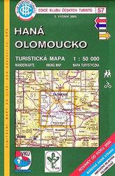 57 KČT Haná - Olomoucko