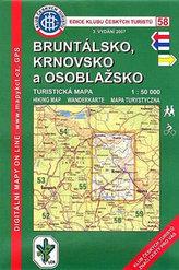 KČT 58 - Bruntálsko, Krnovsko a Osoblažsko