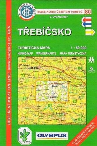 80 KČT Třebíčsko